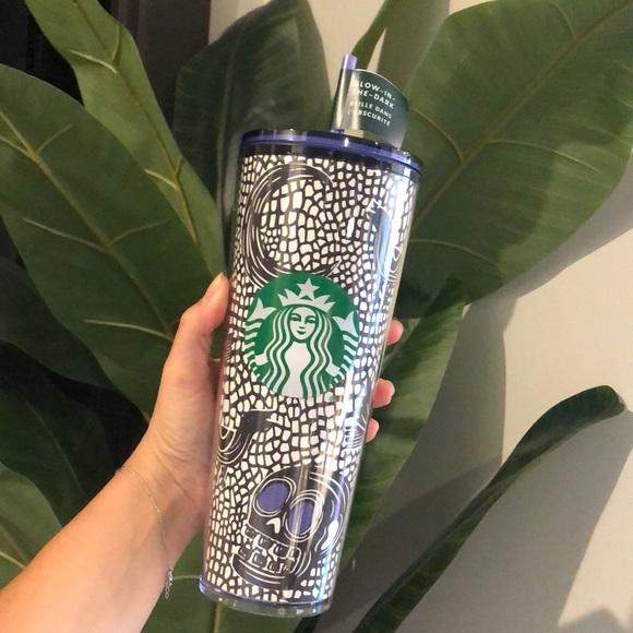 Starbucks Glow in the Dark Tumbler 2020